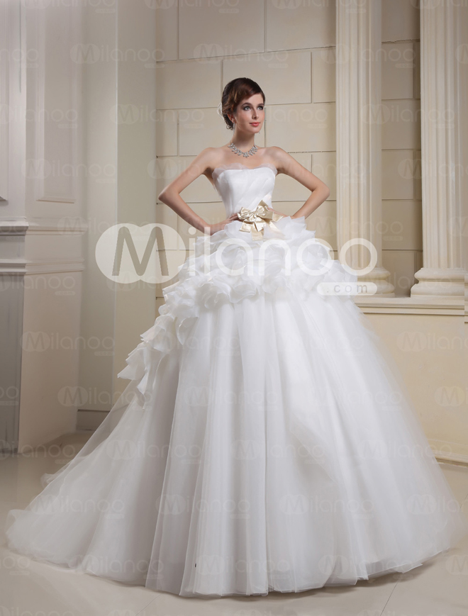 Beautiful and Affordable Bridal Gowns by Milanoo - Belle The Magazine