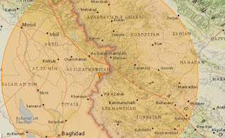 Strong earthquake hits Iraq and Iran, killing at least 168