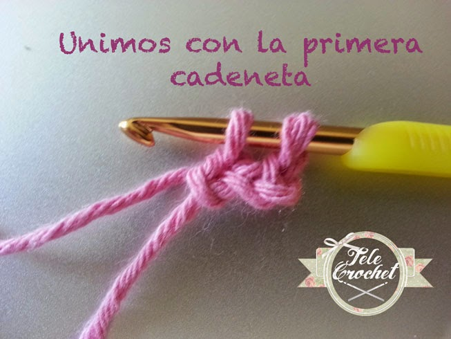union cadenetas crochet