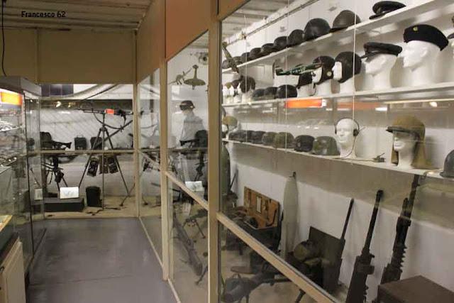 intérieur musée Todt