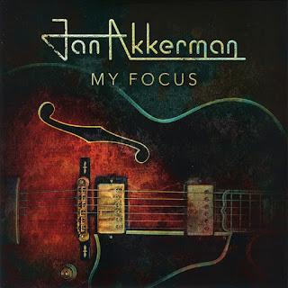 Jan Akkerman - 2018 - My Focus