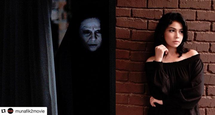 Weni Panca - Wanita Iblis Dalam Munafik 2