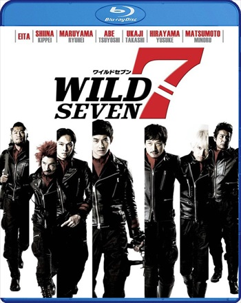 Wild 7 (2011) Dual Audio Hindi Bluray Download