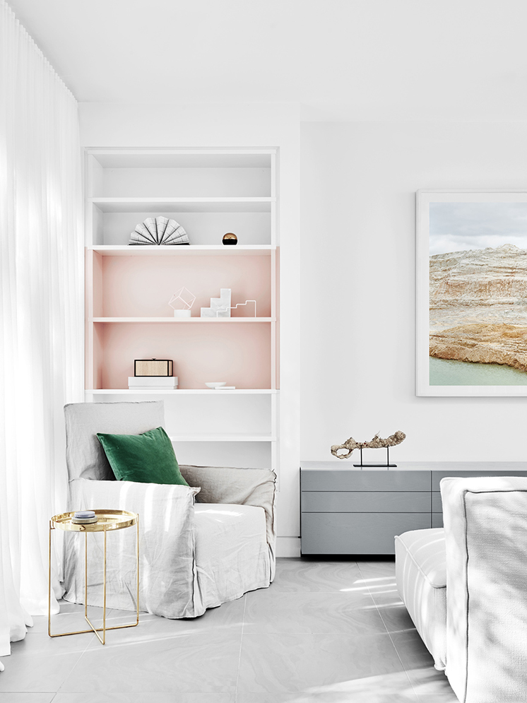 Meuble Tv Scandinave Rose