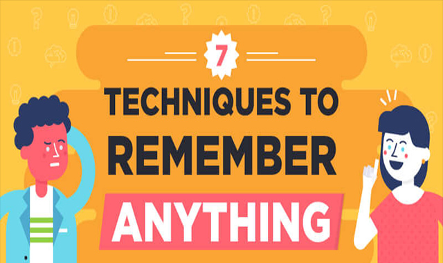 7 Ways to Ensure You Never Forget Anything!