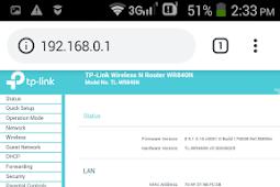 Cara Menonaktifkan Password Wifi/SSID Menggunakan Android.