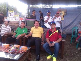 Kejuaraan Bola Volli Adi Susanto,Dibuka Walikota Prabumulih