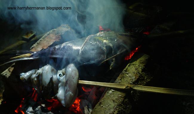 Gili Asahan dan Tembak Ikan Lagi