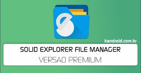 Solid Explorer File Manager Premium APK MOD