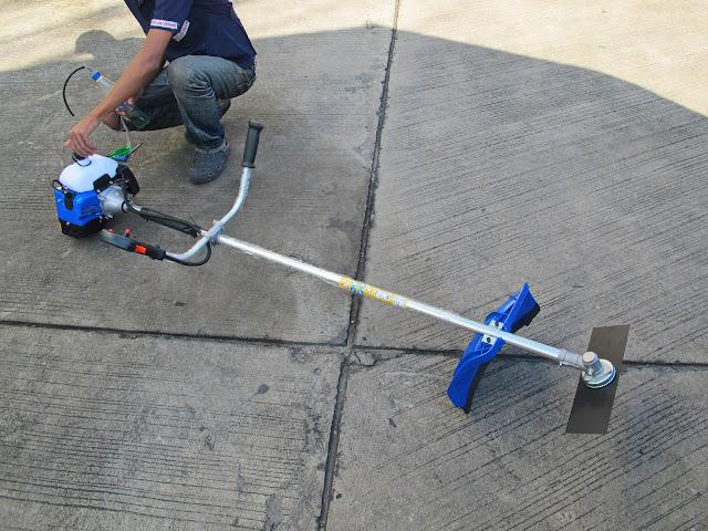 ขาย เครื่องตัดหญ้า รุ่นงานหนัก เบนซิน 2 จังหวะ 2 แรงม้า 40.2cc