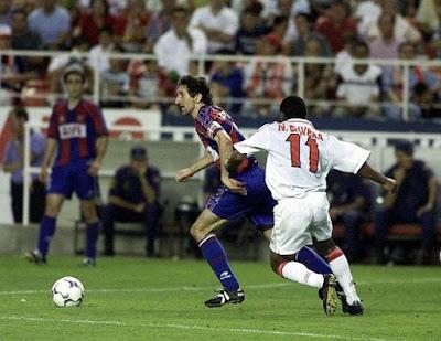 Sevilla Eibar 2001