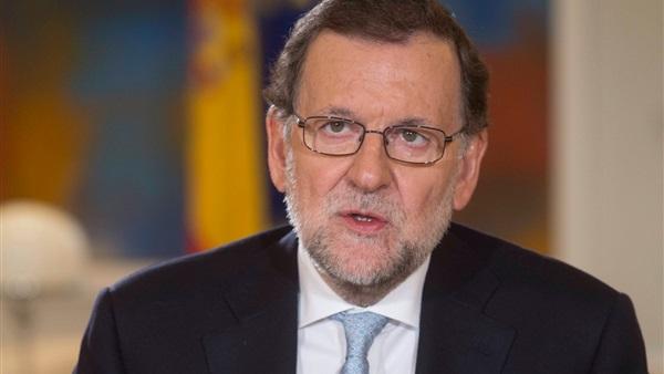 رئيس وزراء أسبانيا ماريانو راخوى يحذر من تأثير الإنفصال على الإقتصاد
