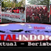 Kaum Hawa Sultra, Deklarasi Dukung Jokowi - Ma'ruf, Sambil Kumpulkan Koin Solidaritas Pray For Palu