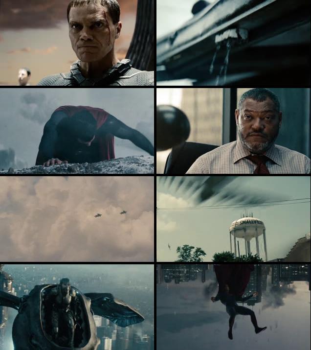 Man Of Steel 2013 Dual Audio Hindi 480p BluRay
