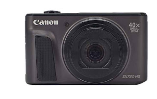 Canon PowerShot SX720 HS Manual