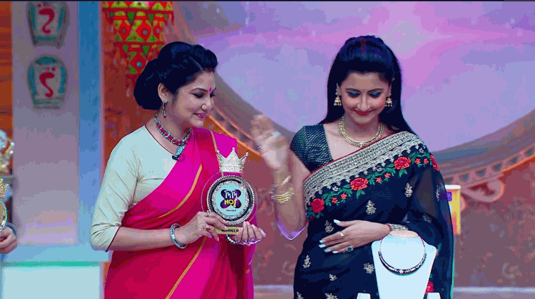 Didi no 1 season 7 winner Seemarekha , রঞ্জনা