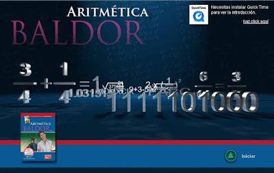 Aritmetica de baldor software 2015