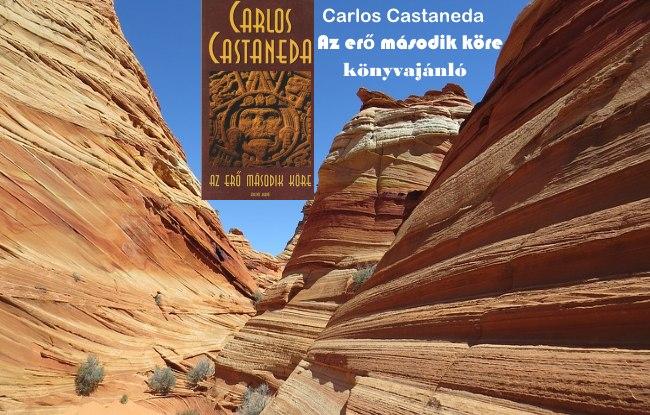 Carlos Castaneda - Az erő második köre könyvajánló