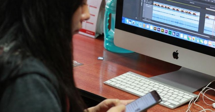 Dispositivos electrónicos alteran el reloj biológico de escolares, advierte especialista del Instituto Peruano de Neurociencias - IPN