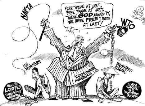 Benefits of free trade