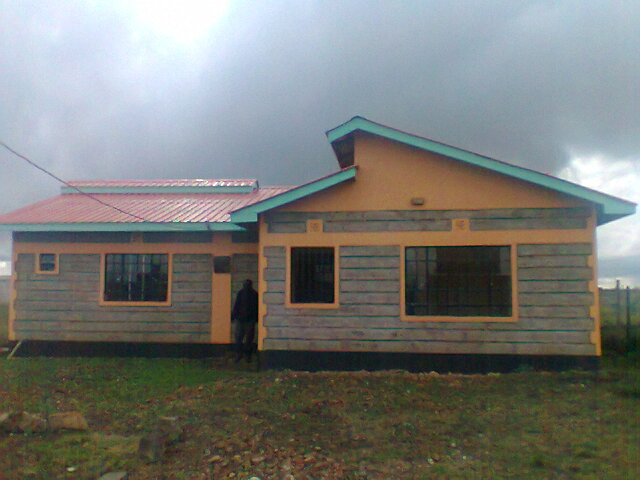 The best simple house styles in kenya modern house for Roofing designs in kenya