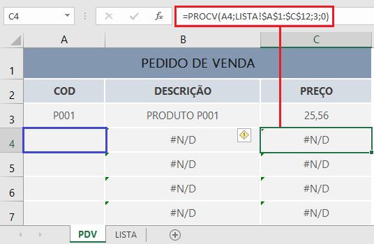 corrigir-erro-nd-procv