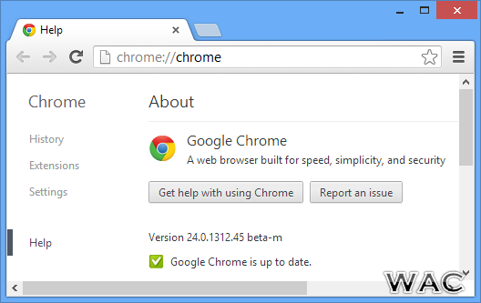 Windows Admin Center: Google Chrome 24 0 1312 45 Beta Available for