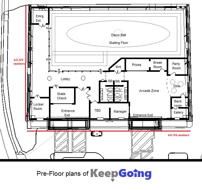 Skating Rink Floor Plans - Fatare Blog