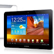 Samsung Galaxy Tab 10.1 With 1280×800 HD display