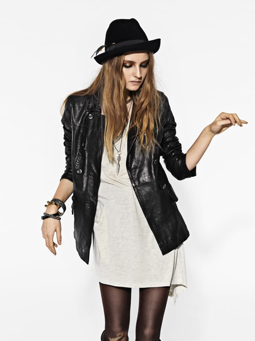 Style Hippie Rock Fashion Fall 2012 | Ladies Mails