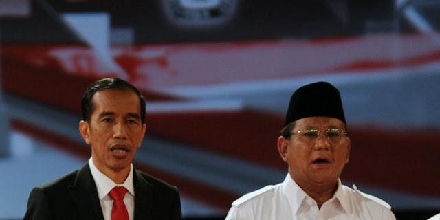 Penerawangan Prabowo 'king maker' dibalas prediksi Jokowi tak dicalonkan di 2019