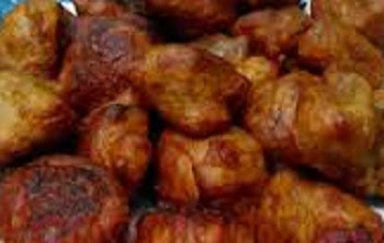 jemput-jemput makanan khas pontianak