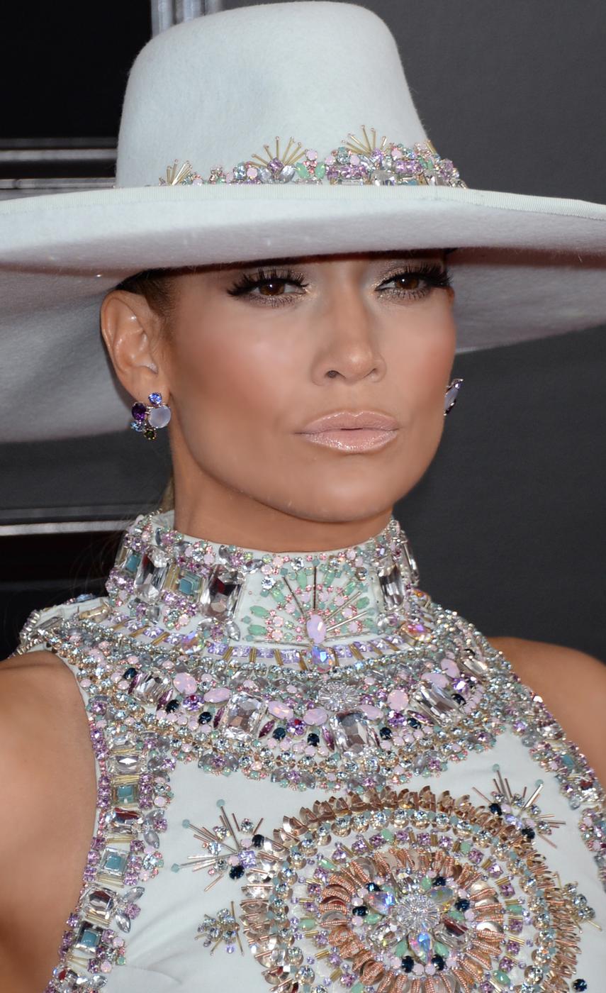 Jennifer Lopez 2019 Grammy Awards