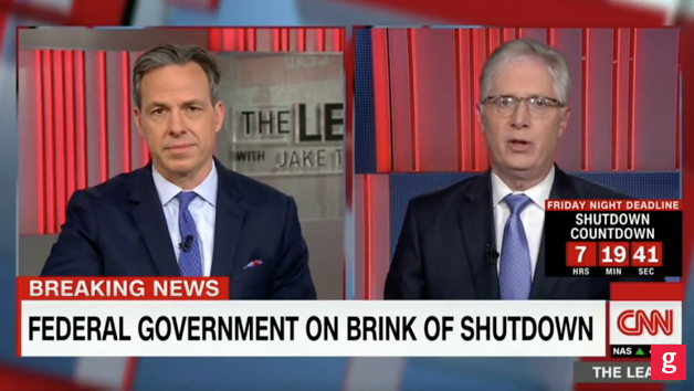 CNN: Government Shutdown Risks An Undetected Asteroid Strike