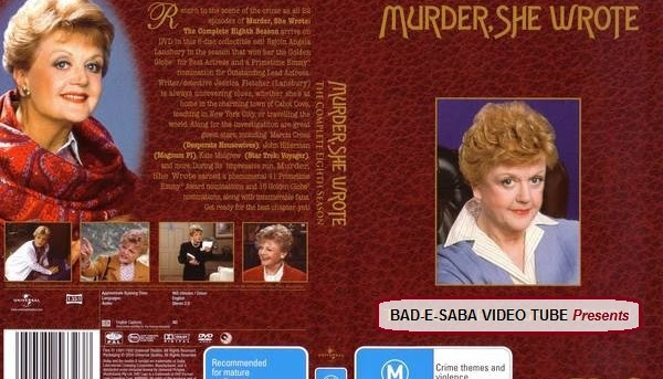 BAD-E-SABA Presents - Murder She Wrote Season 8 Episode 1 Watch Online Now