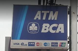 ATM BCA Setor Tunai Area BANDUNG