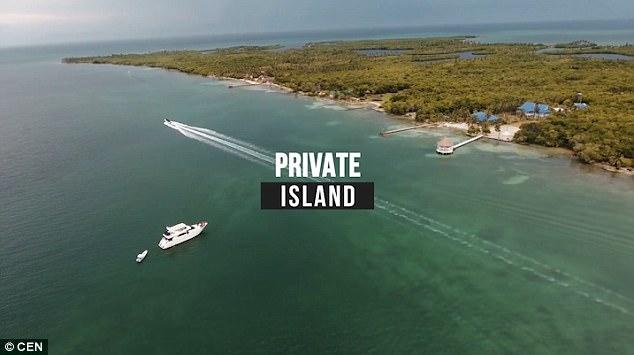 Inilah Pelayanan Paket Wisata di Pulau Seks Berita Terhangat Kolombia menyampaikan wisata Kokain , Alkohol dan Seks Party yang tak terbatas