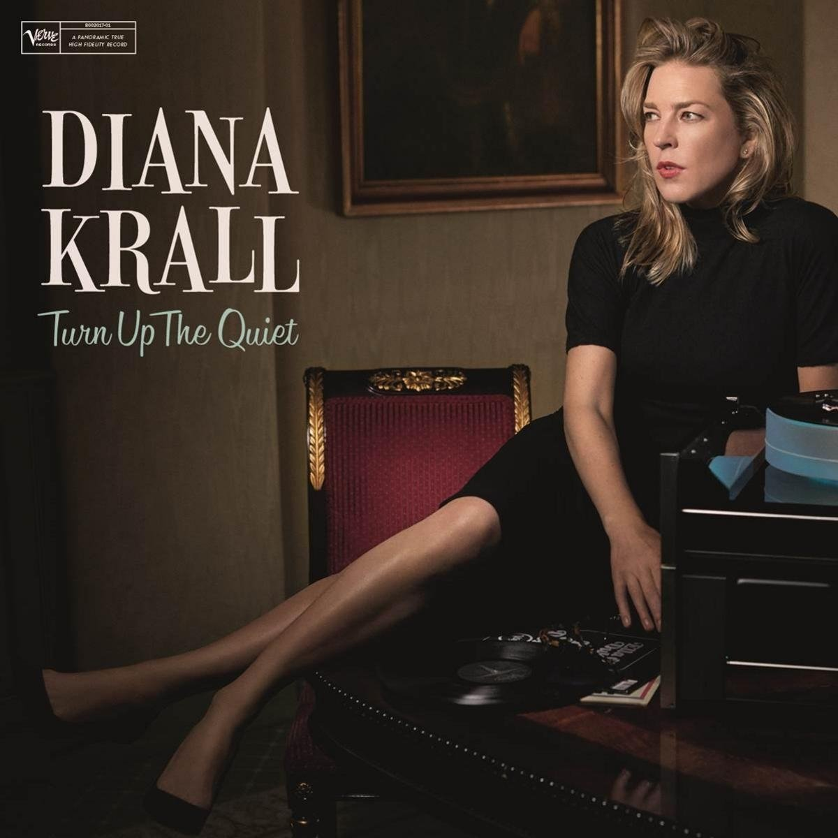 Republic Of Jazz Diana Krall Turn Up The Quiet Universal Music 2017
