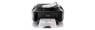 Canon PIXMA MX512 Printer Driver