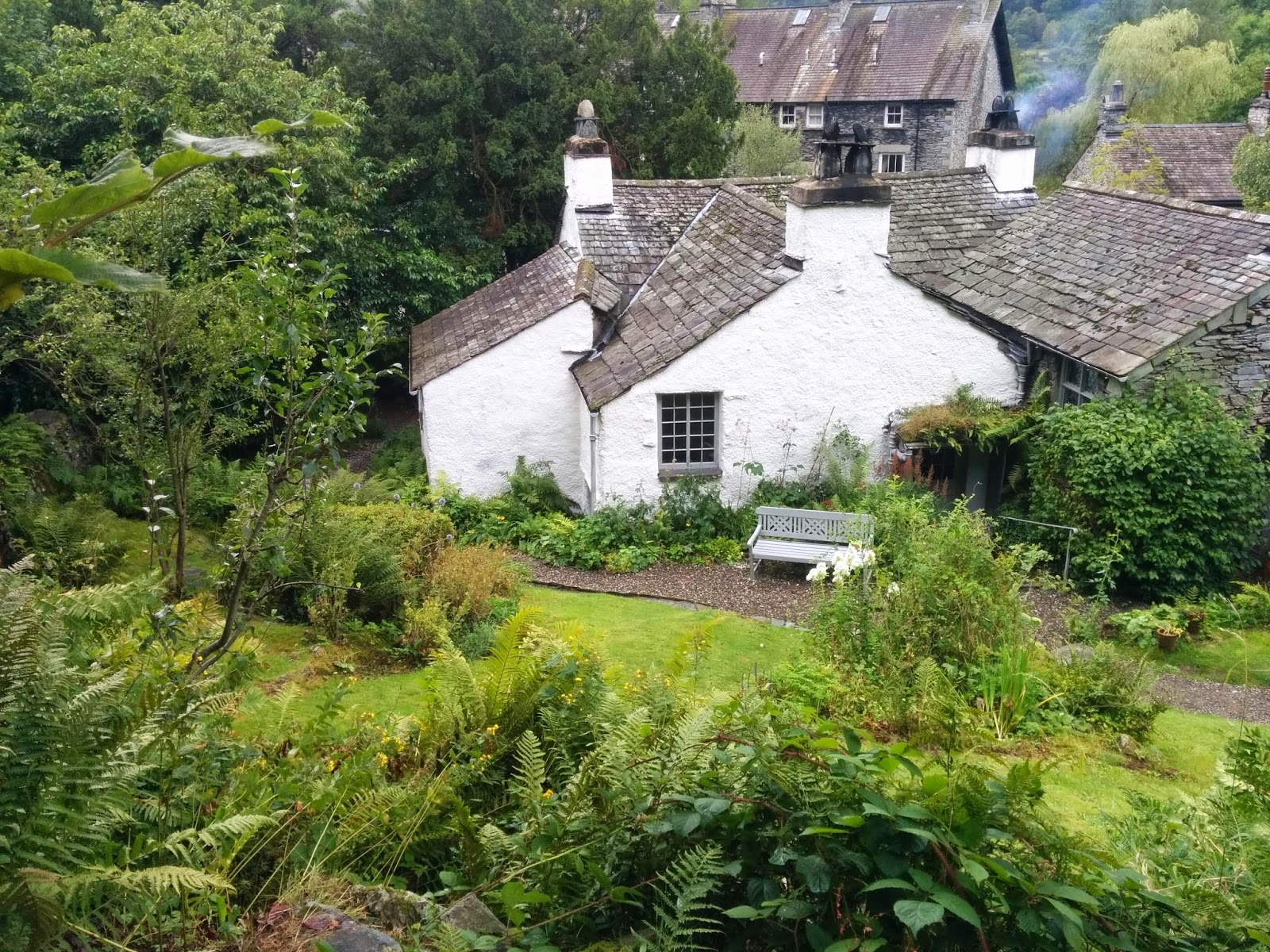 Dove Cottage, Wordsworth's home