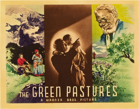 Green pastures movie on dvd