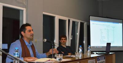 """Γρηγόρης Ζαρωτιάδης: """"Πολύ σημαντική η πρωτοβουλία του Ε.Κ. Κατερίνης"""""""