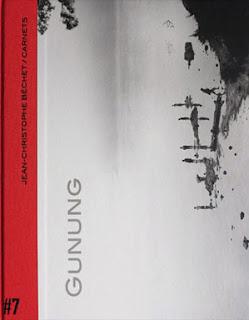Couverture du livre Gunung de Jean-Christophe Béchet
