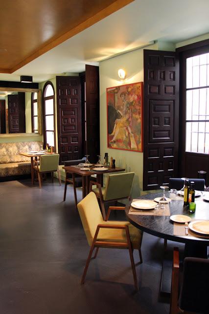 Hotel Palacio de Villapanés - Restaurant