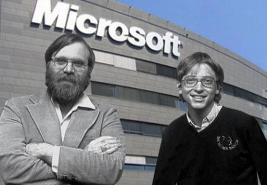 Kisah Berakhirnya Persahabatan Bill Gates Dan Paul Allen