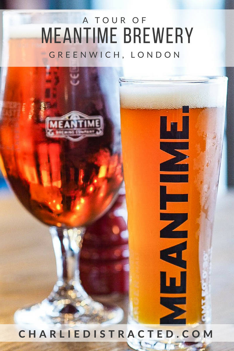 Meantime Brewery Tour, Greenwich