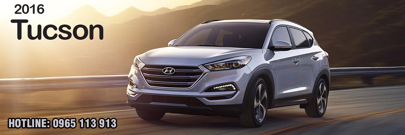 Hyundai Tucson hai phong
