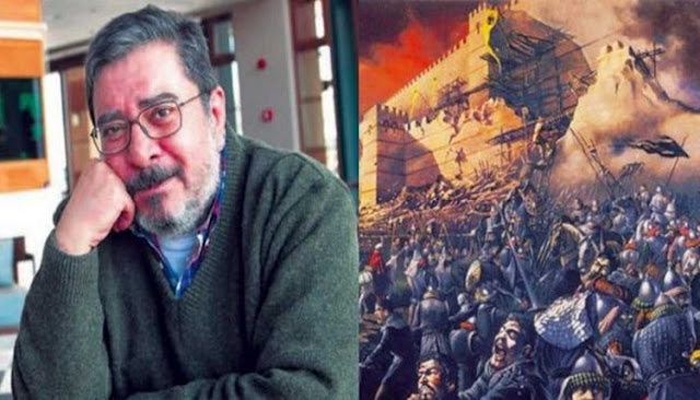 Τούρκος δημοσιογράφος για την Άλωση το 1453: «Αυτά τα μέρη δεν ήταν δικά μας, ήρθαμε μετά και τα πήραμε με τη βία»