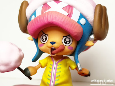 "Figuras: Review del Figuarts ZERO Tony Tony Chopper Hole Cake Island Ver. de ""One Piece"" - Tamashii Nations"