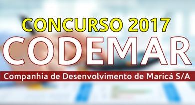 Concurso CODEMAR Maricá RJ 2017